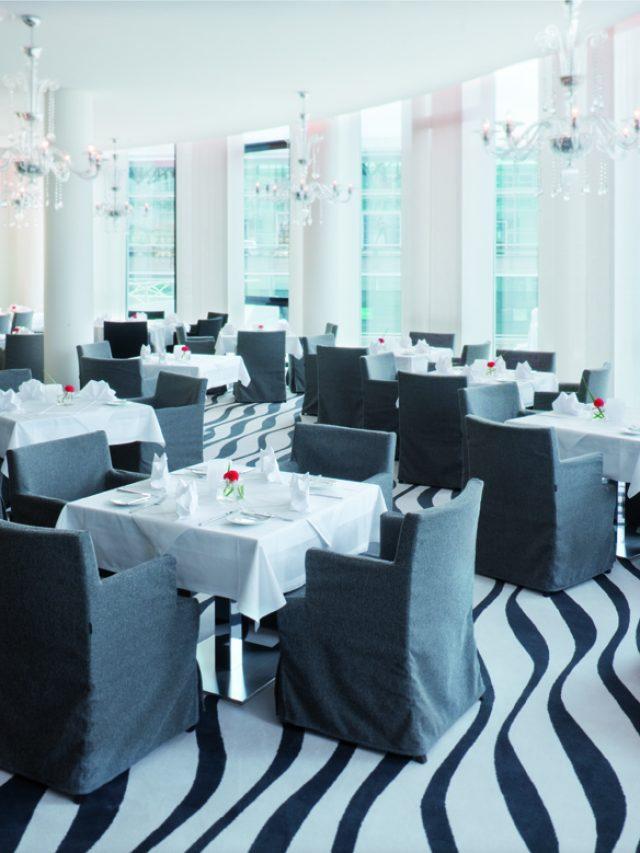 Restaurant Trollinger im Mövenpick Hotel Stuttgart Airport